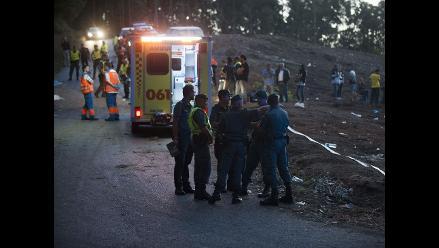 España: Seis muertos y 16 heridos tras ser arrollados por un coche en rally