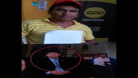 Chiclayo: padre abonó S/. 38 mil a sujeto que prometió ingreso a PNP