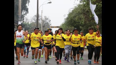 Maratón RPP Scotiabank 2015: Se realizó con éxito primer ensayo previo