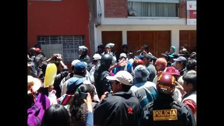 La Libertad: pobladores hieren a policías para evitar captura de delincuente
