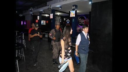 La Libertad: detienen a 130 menores en discoteca de Huamachuco