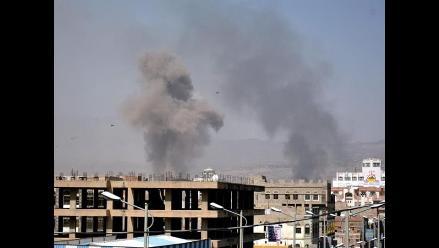 Yemen: coalición árabe lanza nuevos ataques aéreos en Saná