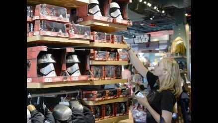 Star Wars muestra la