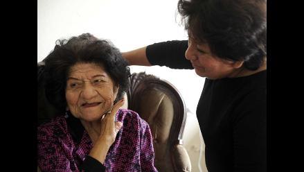 Mujer de 100 años revela su dieta basada en la quinua