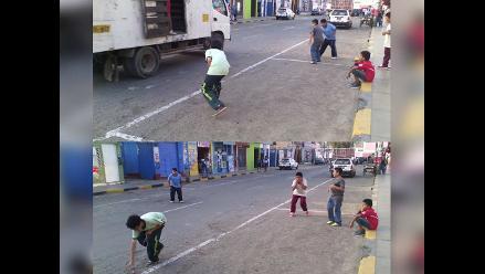 Ninos Jugando En La Calle Noticias Imagenes Fotos Videos Audios