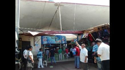 Chiclayo: cinco mil comerciantes temen colapso de mercado por El Niño