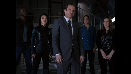Agents of shield: Mira el trailer de su tercera temporada