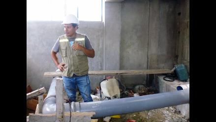Bagua: restringen servicio de agua por reparación de tuberías