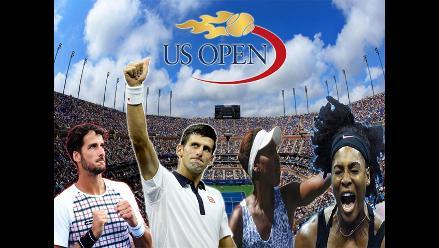 US Open: Venus y Serena Williams chocan en la quinta ronda