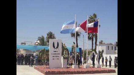 Pisco: celebran 195 aniversario de llegada de la expedición libertadora