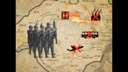 Efemérides del 08 de setiembre: Alemania inicia el bloqueo a Leningrado