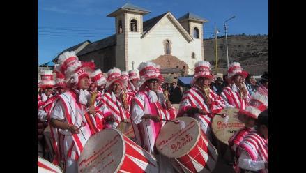 Puno: festividad Santísima Cruz de Mayo es declarada patrimonio cultural