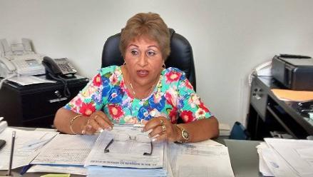 Chimbote: aplazan lectura de sentencia a alcaldesa provincial de El Santa