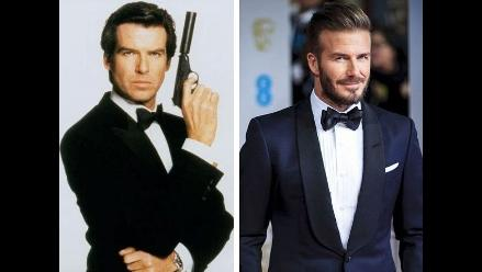 David Beckham: ¿Exfutbolista inglés podría ser el nuevo James Bond?