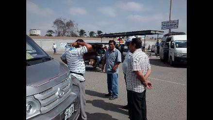 RPP recorrió terminal y Aguas Verdes en cruzada por Seguridad Ciudadana