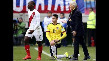 Perú vs. Colombia: Luis Advíncula y James Rodríguez cara a cara otra vez