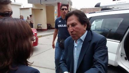 Caso Orellana: Alejandro Toledo rechaza acusación de Javier Reátegui