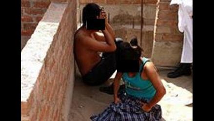 Chiclayo: intervienen a dos alumnos semidesnudos en casa abandonada