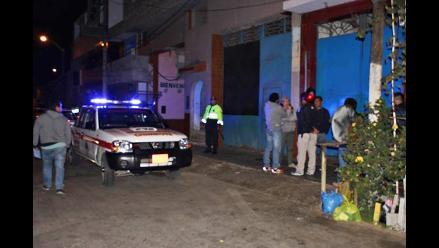 Chimbote: cierran local con clientes para evitar intervención
