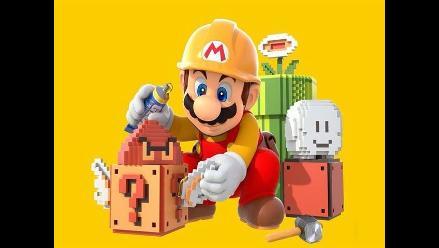 Super Mario Maker saldrá a la venta este 11 de setiembre