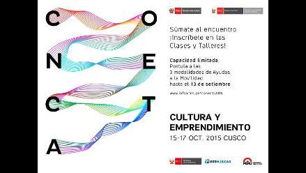 Ministerio de Cultura presenta el Seminario Conecta 2015 en Cusco