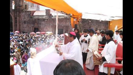Cusco celebró festividad de Virgen de la Natividad