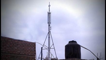 Especialista: Radiación de antenas está por debajo de lo permitido