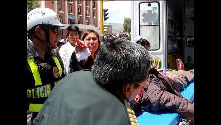 Puno: arrollan a personal de colegio en Ayaviri y se dan a la fuga