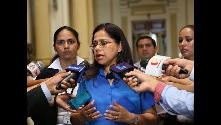 Lambayeque: Ministra analizará cifras de violencia contra la mujer