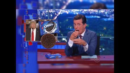 The Late Show: Stephen Colbert toma el lugar de David Letterman