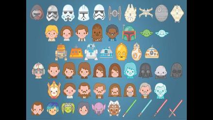 Star Wars: los nuevos emojis ya están disponibles para iOS