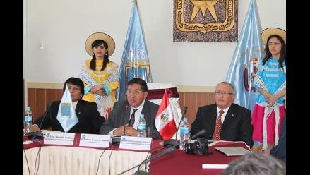 Cajamarca: no se permitirá el retorno del terrorismo a las universidades