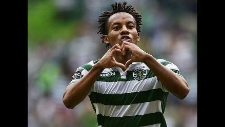 André Carrillo deja abierto su futuro en el Sporting de Lisboa