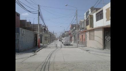Chiclayo: cruzada de seguridad ciudadana llegó a Urb. Las Brisas