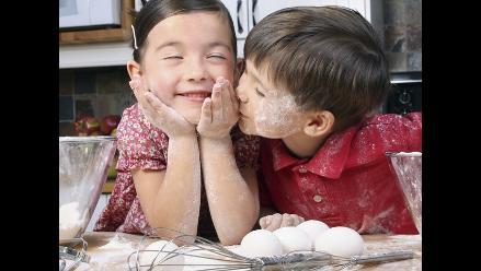¿Los niños pueden enamorarse?
