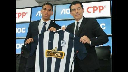 Sergio Peña: Volver a Alianza Lima no es un retroceso, es un club grande