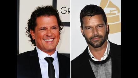 Carlos Vives y Ricky Martin participan en el nuevo disco de Wisin