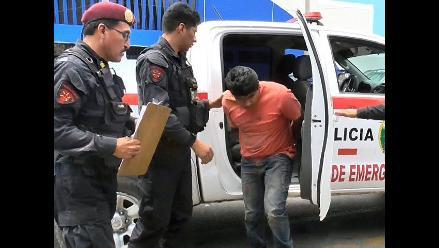Áncash: policías detienen a asaltantes de bus tras fuerte balacera