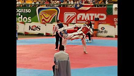 Peruana es nueva campeona panamericana de Taekwondo