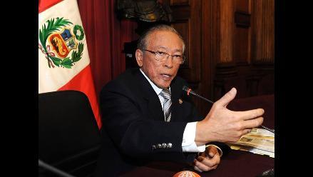 Humberto Lay: La corrupción debe ser considerada traición a la patria