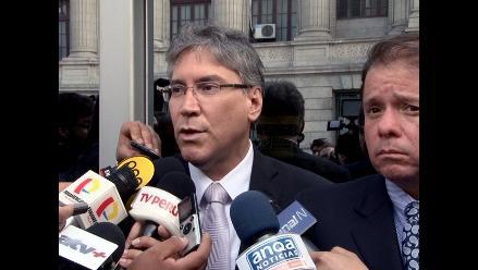 Narcoindultos: Fiscalía se pronunciará sobre Pastor al término de juicio