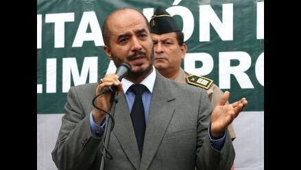 Mininter: Tenemos indicios de quién abastece granadas para venderlas