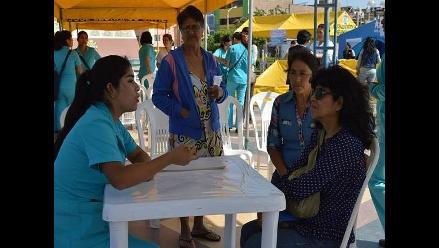 Cerro de Pasco: realizan importante examen médico a menores de edad