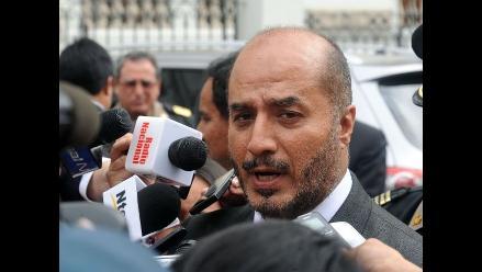 Ministro Pérez Guadalupe asegura que están detrás de proveedor de granadas