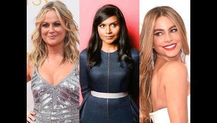 Las 10 actrices mejor pagadas de la televisión