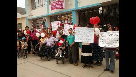 Chiclayo: piden pensión para 200 personas con habilidades diferentes