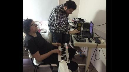 Charly García homenajea a Gustavo Cerati desde la clínica