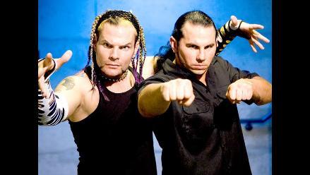 WWE: Los Hardy Boyz coquetean su vuelta para enfrentar a los Dudley Boyz