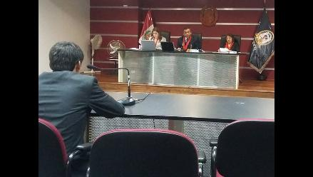 Trujillo: ratifican prisión preventiva a integrante de