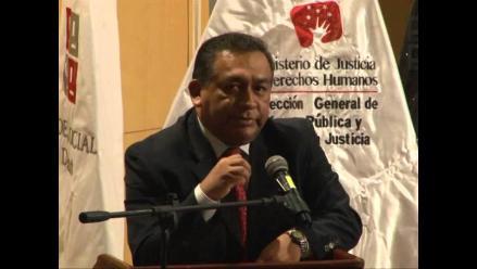 Trujillo: juez Víctor Burgos seguirá al frente del